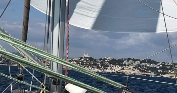 Location bateau Bénéteau Oceanis 361 à Marseille sur Samboat