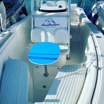 Location yacht à Saint-Laurent-du-Var - Sea-Fox 286CC sur SamBoat