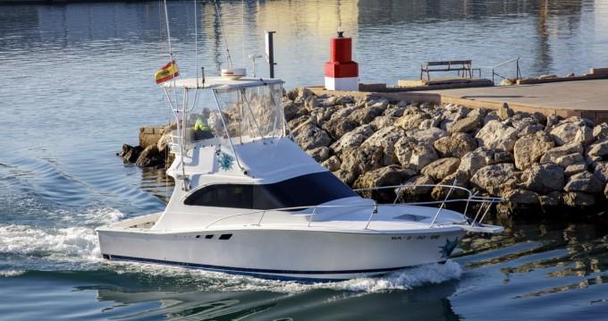 Location bateau Luhrs 32 à Dénia sur Samboat