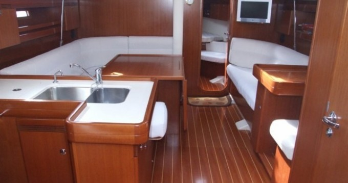 Location bateau Dufour Dufour 44 Performance à Bonifacio sur Samboat