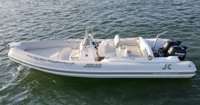 Location bateau Grand Piquey pas cher Clubman 24