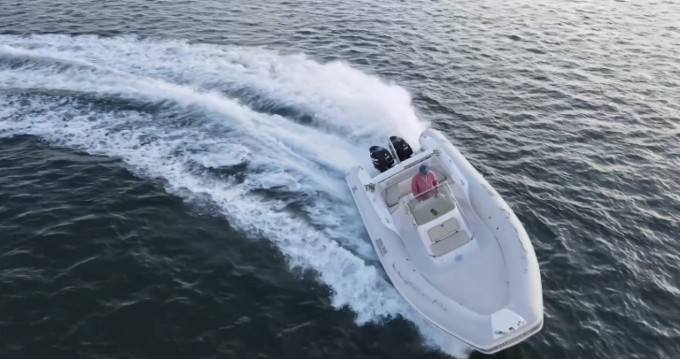 Location yacht à Grand Piquey - Joker Boat Clubman 24 sur SamBoat