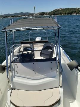 Location yacht à Porto-Vecchio - Marlin Boat Marlin Boat 17 FB sur SamBoat