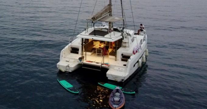 Location bateau Catana Rina à Port-Vendres sur Samboat