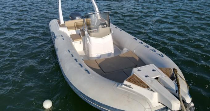 Location yacht à Grand Piquey - Capelli Tempest 770 sur SamBoat