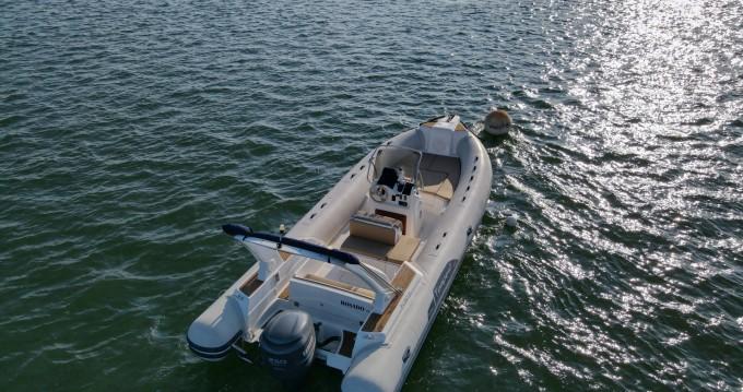 Location bateau Grand Piquey pas cher Tempest 770