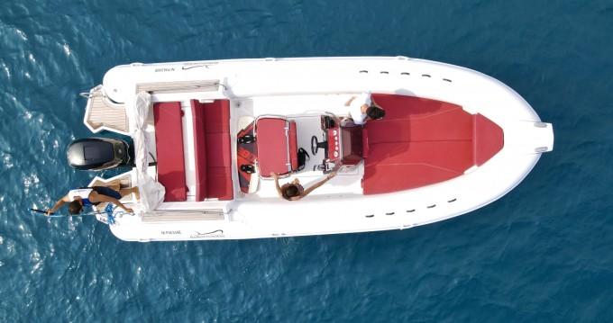 Location yacht à Antibes - Italiamarine panarea 26 sur SamBoat