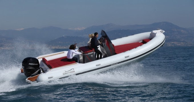 Italiamarine panarea 26 entre particuliers et professionnel à Antibes