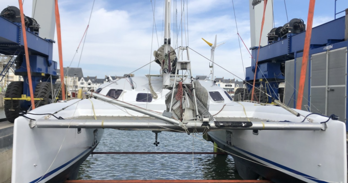 Location bateau Concept 33 Cata lerouge à Mesquer sur Samboat