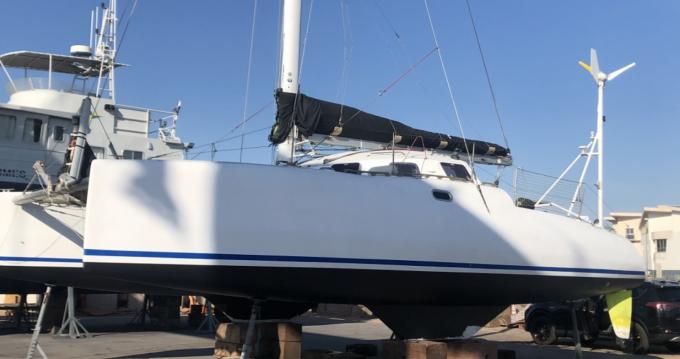 Location Catamaran à Mesquer - Concept 33 Cata lerouge