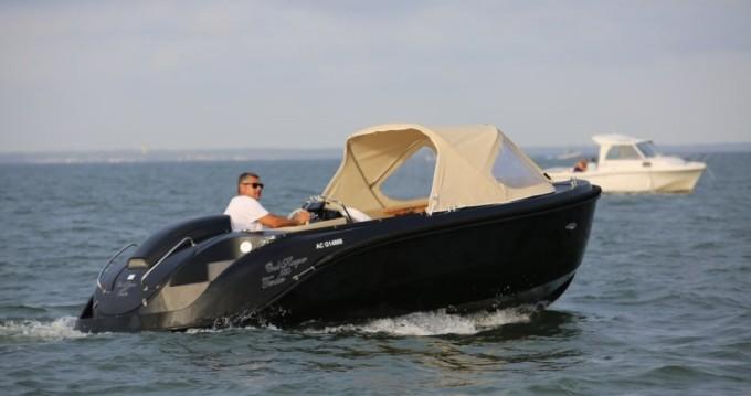 Location bateau Arcachon pas cher 580 - Électrique