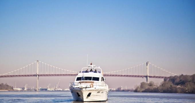 Location yacht à Bègles - Alalunga Caliari 78 sur SamBoat