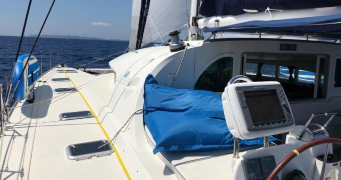 Catamaran à louer à Pianottoli-Caldarello au meilleur prix