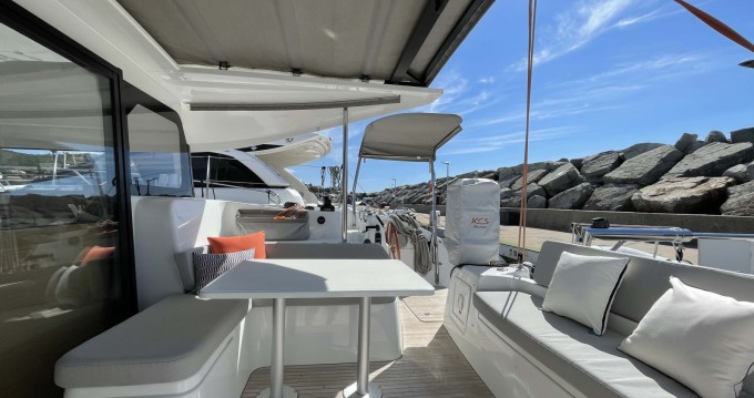 Louer Catamaran avec ou sans skipper Excess à Cogolin
