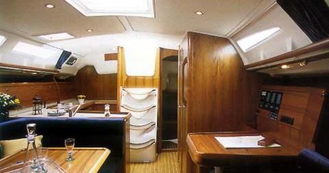 Location bateau Jeanneau Sun Odyssey 40 à Salamína sur Samboat