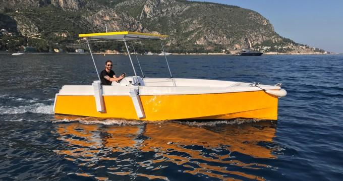 Location bateau Sans Permis Electrique Lagoon 55 à France sur Samboat