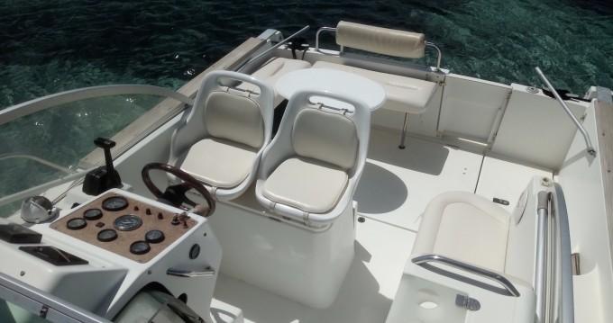 Location bateau Porto-Vecchio pas cher Ombrine 800