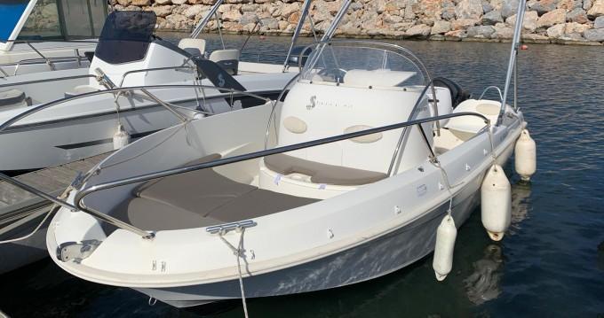Location yacht à Argelès-sur-Mer - Bénéteau Flyer 550 Open sur SamBoat
