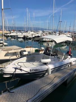 Location bateau Ranieri Voyager 19 S à Sciez sur Samboat