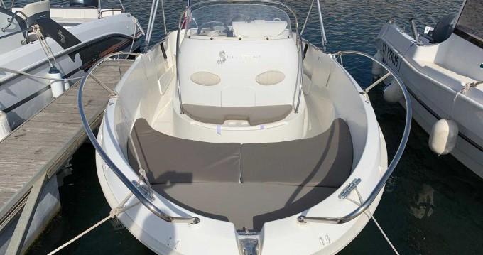 Location bateau Argelès-sur-Mer pas cher Flyer 550 Open