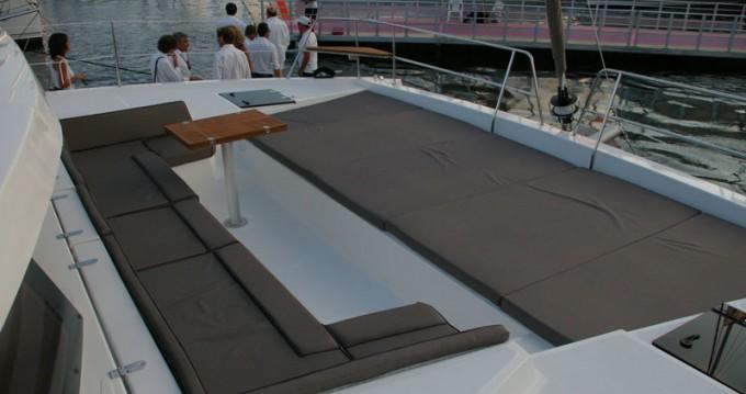 Location yacht à Anse Marcel - Catana Bali 4.5 - 4 + 2 cab. sur SamBoat