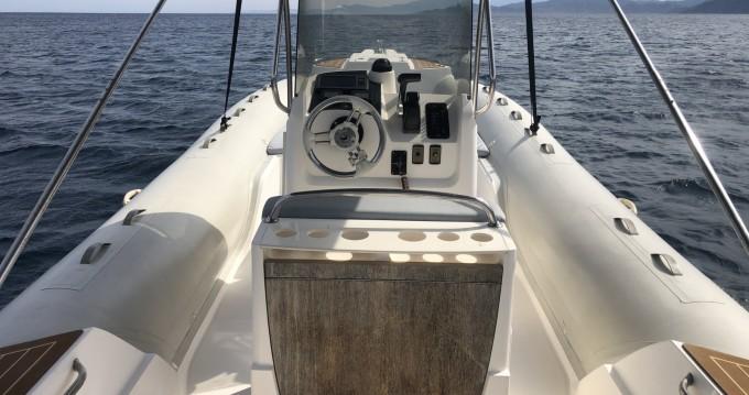Location yacht à L'Île-Rousse - Capelli Tempest 700 Sun sur SamBoat