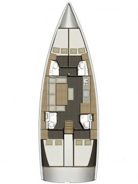 Location bateau Saint Lucia Island pas cher Dufour 460 Grand Large