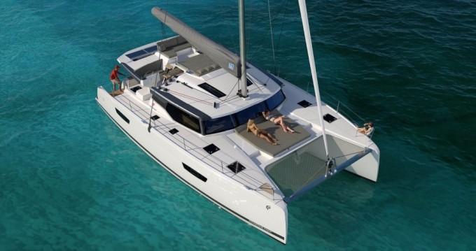Louer Catamaran avec ou sans skipper Fountaine Pajot à Saint George's