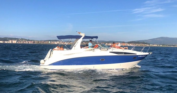 Location bateau Sanxenxo pas cher Avanti 325 S