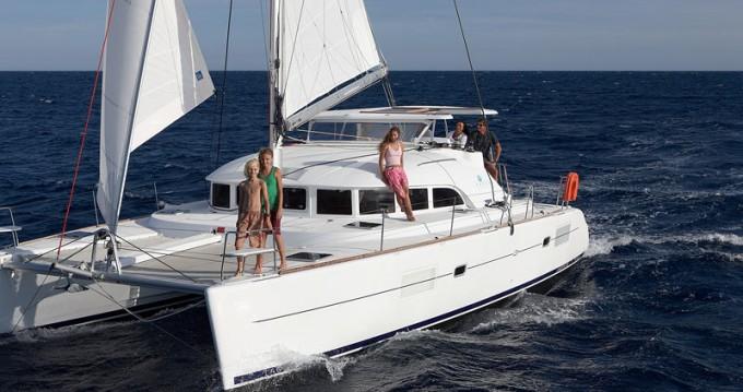 Louer Catamaran avec ou sans skipper Lagoon à Saint George's
