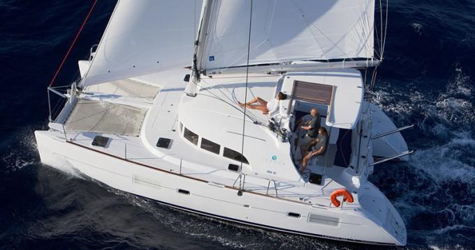 Location Catamaran à Saint George's - Lagoon Lagoon 380