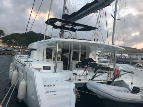 Louer Catamaran avec ou sans skipper Lagoon à Anse Marcel