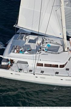 Catamaran à louer à Anse Marcel au meilleur prix