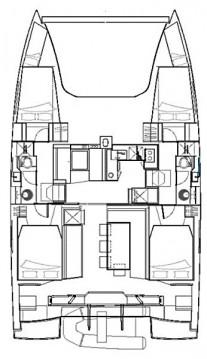 Louer Catamaran avec ou sans skipper Nautitech à Cienfuegos