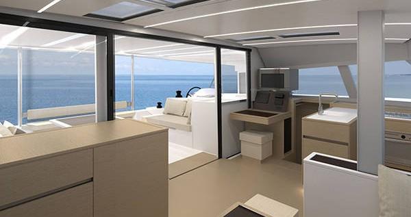 Louer Catamaran avec ou sans skipper Nautitech à Anse Marcel