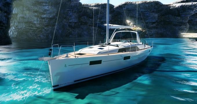 Location bateau Anse Marcel pas cher Oceanis 41.1