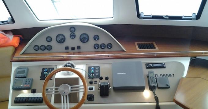 Yacht à louer à Ajaccio au meilleur prix