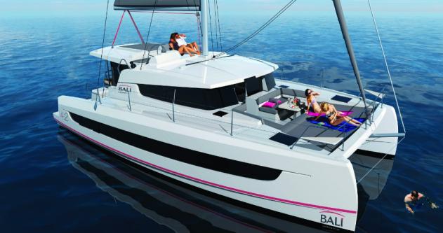 Louez un Bali Catamarans Bali 4.2 à Hyères