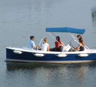Location bateau Ruban-Bleu Scoop à Mâcon sur Samboat