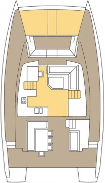 Location Catamaran à Saint George's - Catana Bali 4.5 - 4 + 2 cab.