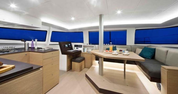 Louer Catamaran avec ou sans skipper Catana à Raiatea