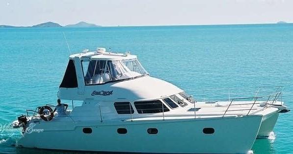 Louer Catamaran avec ou sans skipper Conquest à Airlie Beach