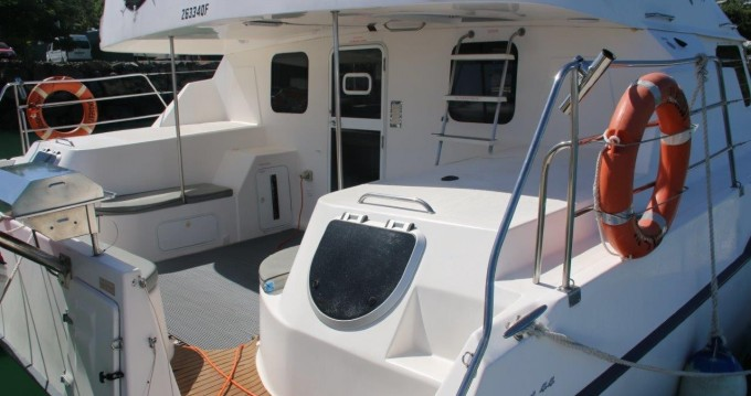Location yacht à Airlie Beach - Conquest Conquest 44 sur SamBoat