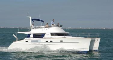 Location Catamaran à Airlie Beach - Fountaine Pajot Cumberland 46 - 4 cab.