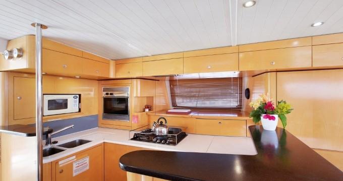 Location yacht à Airlie Beach - Fountaine Pajot Cumberland 46 - 4 cab. sur SamBoat