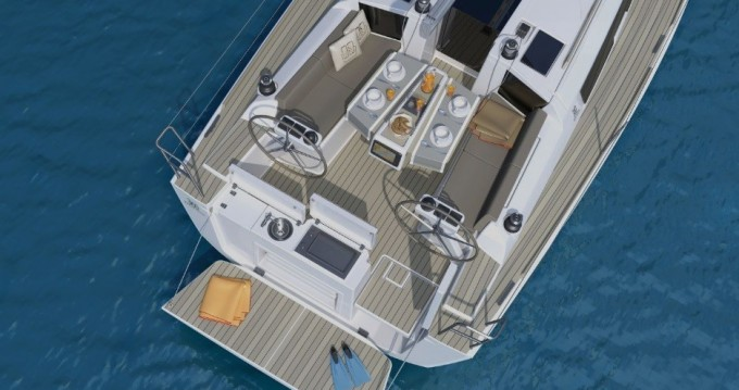 Location yacht à Porto Lotti - Dufour Dufour 360 Grand Large sur SamBoat