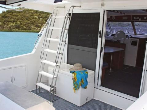 Louer Bateau à moteur avec ou sans skipper Fairway à Airlie Beach