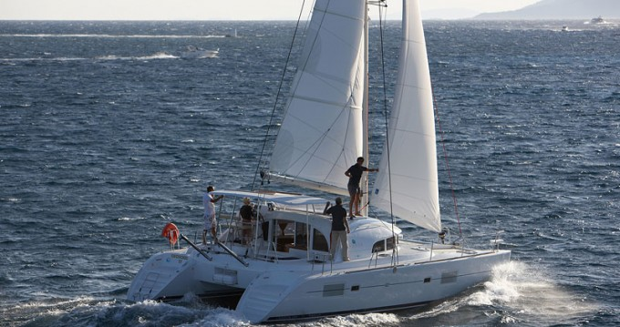 Location yacht à Ajaccio - Lagoon Lagoon 380 sur SamBoat