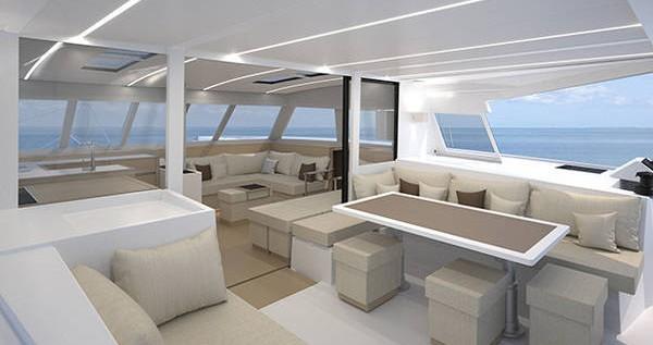 Location yacht à La Paz - Nautitech Nautitech 46 Open sur SamBoat