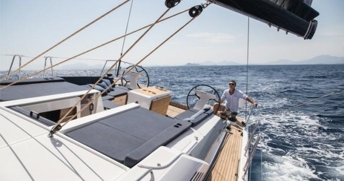 Location bateau Bénéteau Oceanis 51.1 à Ajaccio sur Samboat